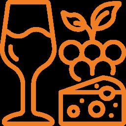Logo vin et fromage
