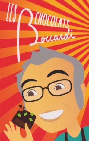 Logo Chocolats Boccardi